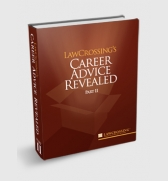 LawCrossing�s Career Advice Revealed, Part II