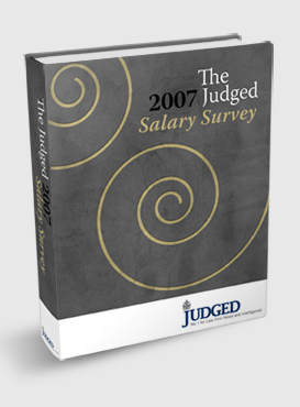 The 2007 Judged Salary Survey