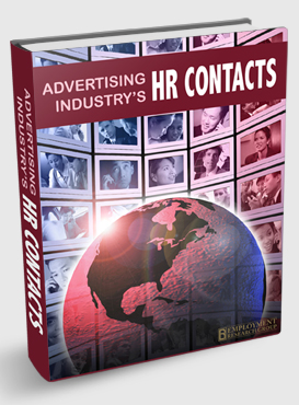 Advertising Industry's HR Contacts