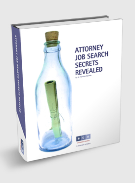 Attorney Job Search Secrets Revealed