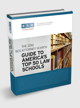 The 2010 BCG Attorney Search Guide