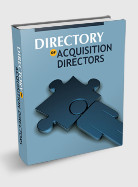 Directory of Acquisition Directors
