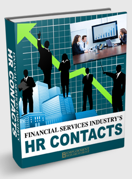 Financial Services Industry's HR contacts