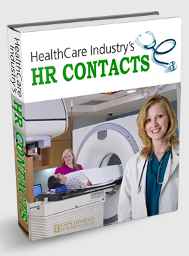HealthCare Industry's HR contacts