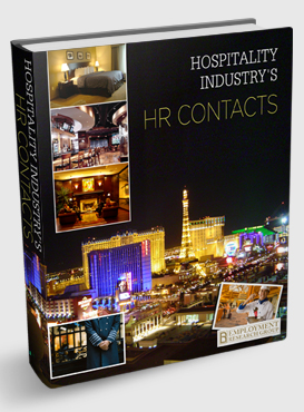 Hospitality Industry HR contacts