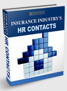 Insurance Industry's HR contacts
