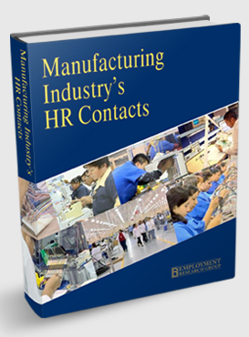 Manufacturing HR Contacts