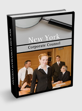 New York Corporate Counsel