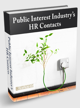 PublicInterest Industry's HR Contacts