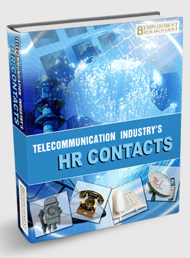 Telecommunication Industry HR contacts
