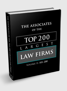 The Associates of the Top 200 Largest Law Firms Volume II: 101-200
