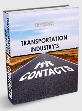 Transportation Industry's HR contacts
